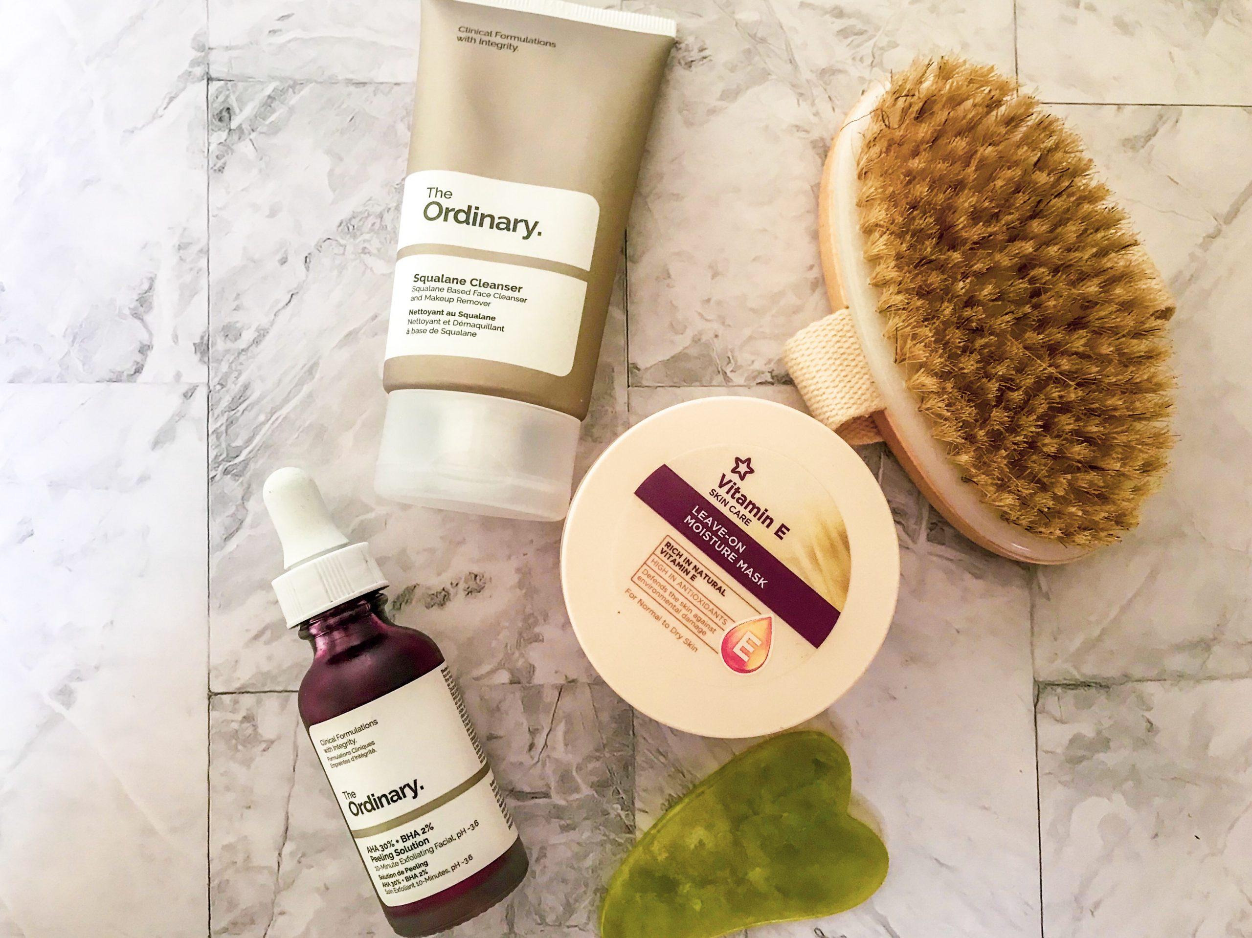 Easy Self Care Sunday Skincare Routine
